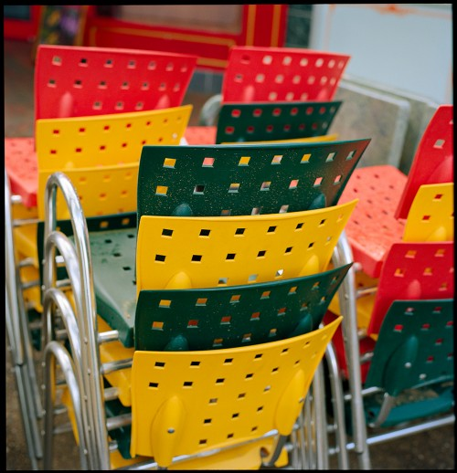 Chairs, Kingston - Stephen Best